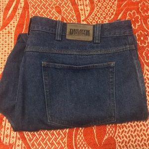 Men's Duluth Trading Co. Relaxed Fit Jeans 46x32